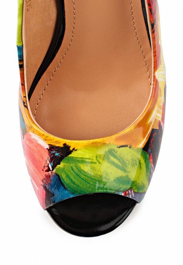 фото Босоножки на толстом каблуке Vitacci VI060AWAJV47, цветные