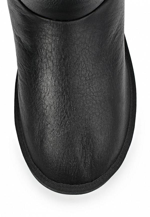 фото Женские угги Vitacci VI060AWCJD22, черные высокие