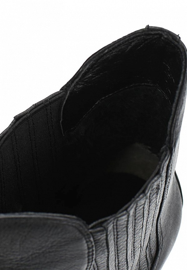 фото Ботинки женские на каблуке Vitacci VI060AWCJF56, черные
