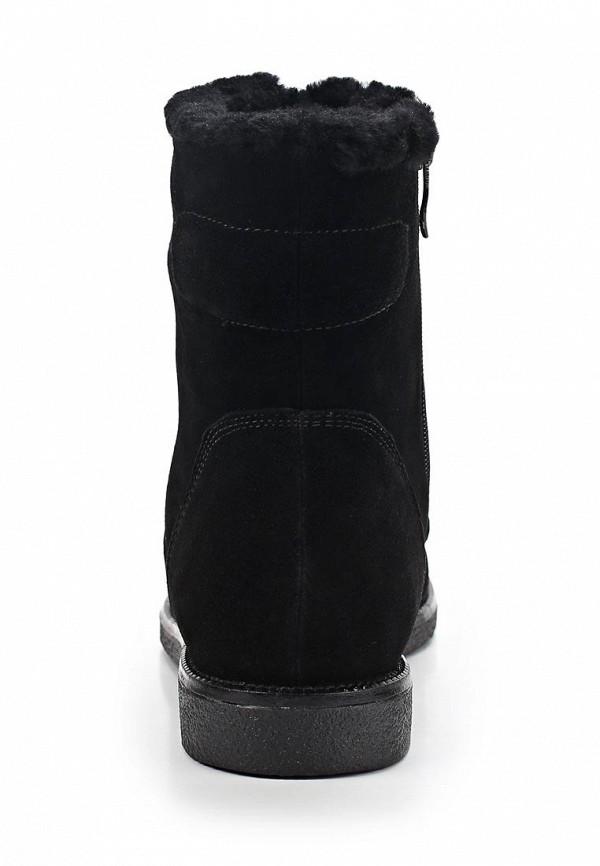 фото Ботинки зимние женские Vitacci VI060AWCJF58, черные