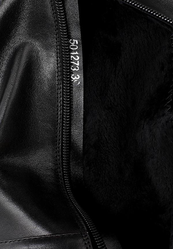 фото Женские ботфорты на высоком каблуке Vitacci VI060AWCJF62, черные