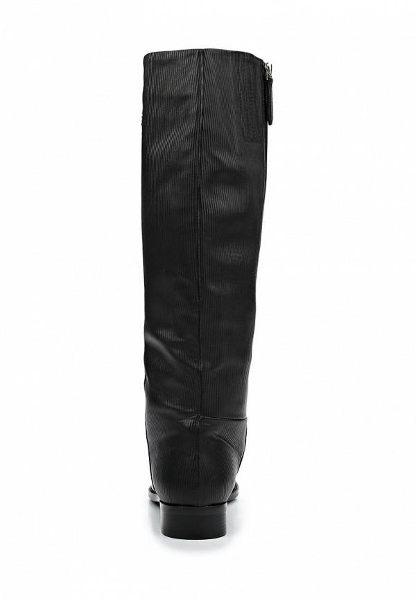 фото Сапоги женские Vitacci VI060AWCJF92, черные кожаные