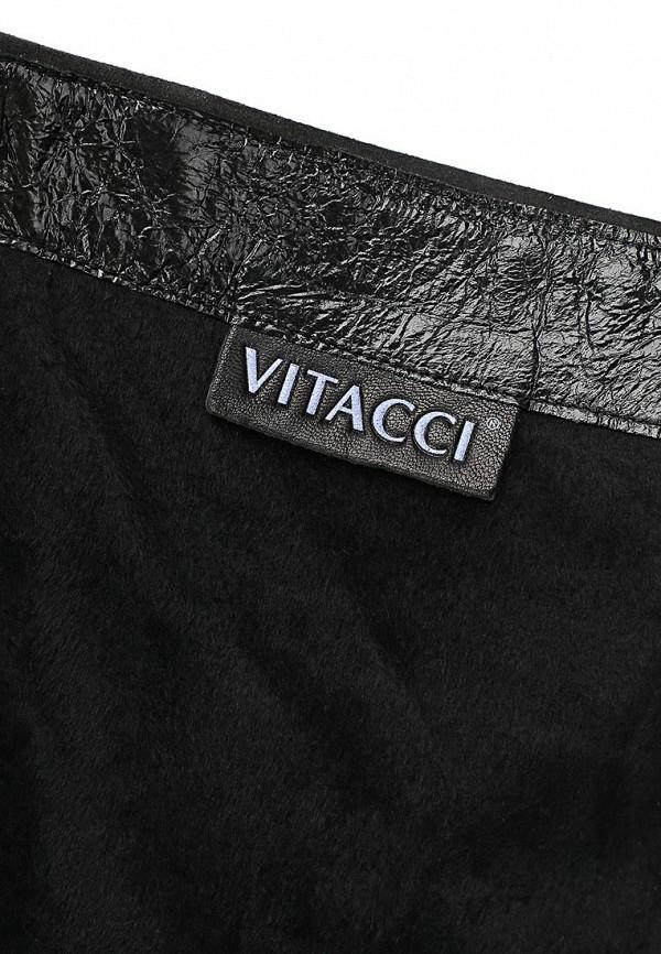 фото Сапоги женские невысокие Vitacci VI060AWCNF13, замшевые серые