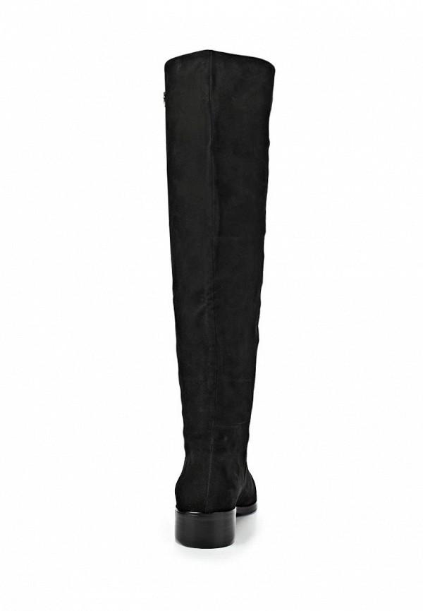фото Женские замшевые ботфорты Vitacci VI060AWCNF17, черные