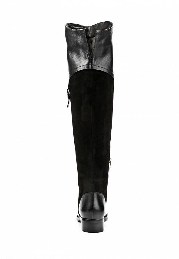 фото Женские сапоги-ботфорты Vitacci VI060AWCNF22, черные