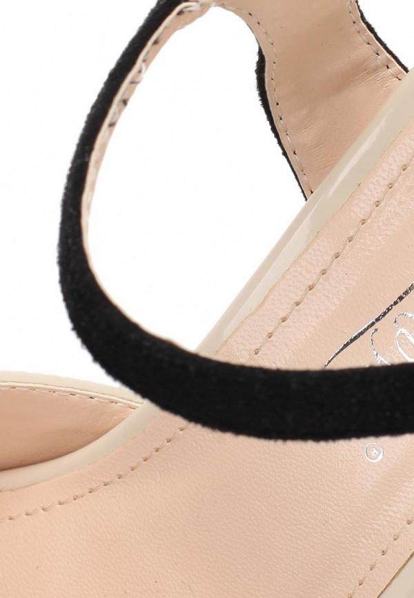фото Босоножки на толстом каблуке Vivian Royal VI809AWAXV40, черные