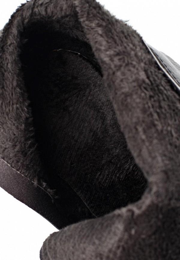 фото Полусапожки на платформе и шпильке Vivian Royal VI809AWCOA70, черные