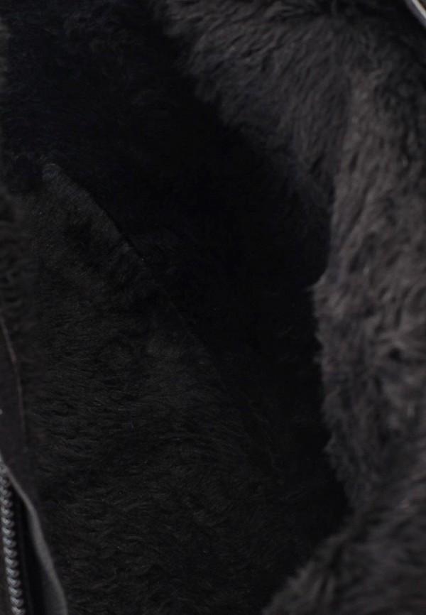 фото Ботильоны на платформе Vivian Royal VI809AWKY325, черные/шпилька