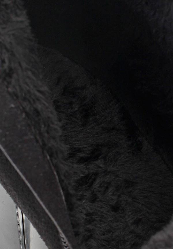 фото Ботильоны на толстом каблуке Vivian Royal VI809AWKY331, черные