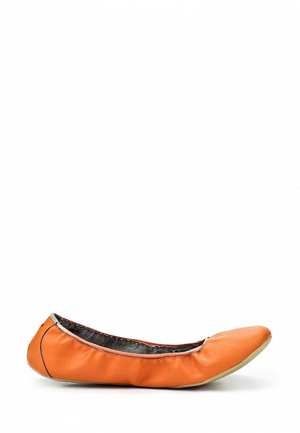 фото Балетки женские VivoBarefoot VI997AWBPW29, оранжевые