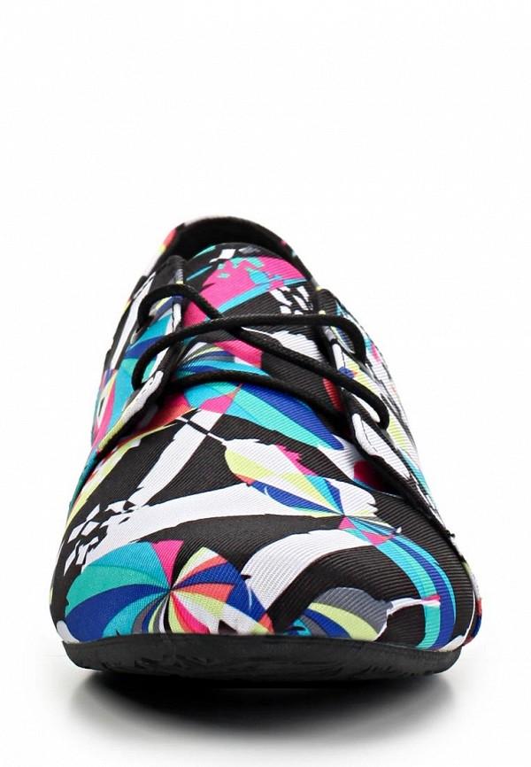 фото Полуботинки женские Volcom VO001AWBIC29, разноцветные