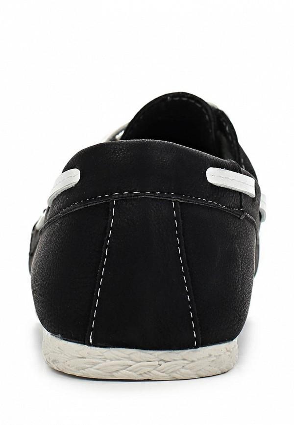 фото Мокасины женские на шнурках Wilmar WI064AWAPV30, черные