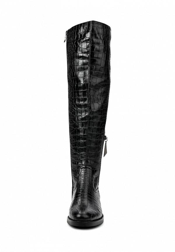 фото Женские ботфорты без каблука Wilmar WI064AWCCS32, черные