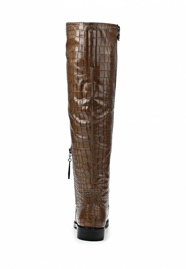 фото Сапоги-ботфорты без каблука Wilmar WI064AWCCS33, коричневые