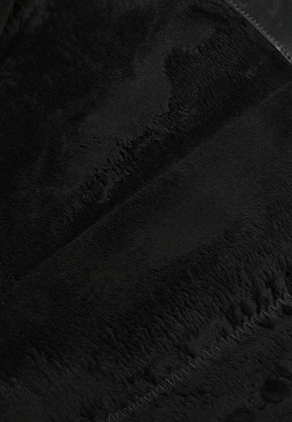 фото Сапоги женские Wilmar WI064AWCMI73, черные кожаные