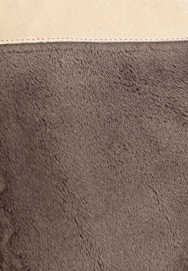 фото Сапоги женские на плоской подошве Wilmar WI064AWCMI76, бежевые