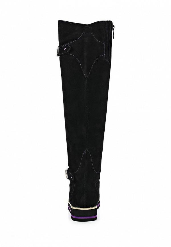 фото Сапоги женские на плоской подошве Wilmar WI064AWCMI82, черные