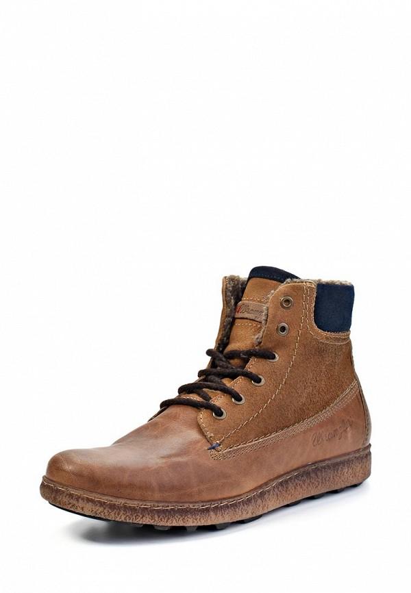 Ботинки Мужские Зимние Wrangler
