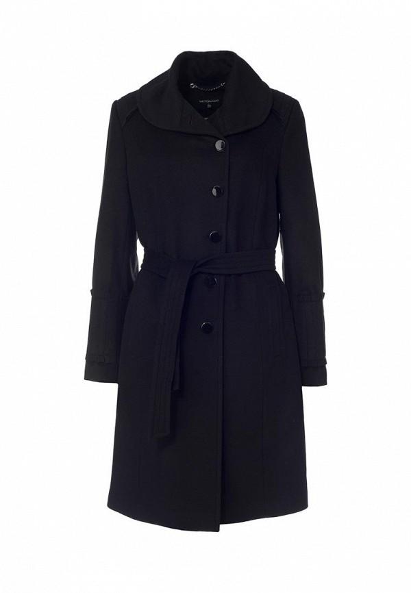 Пальто Yetonado. Цвет: черный