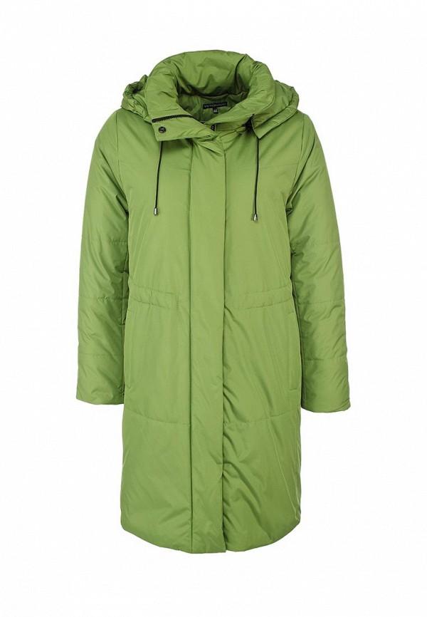 Пальто Yetonado. Цвет: зеленый