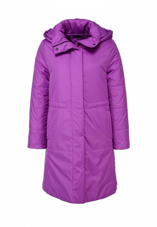 Пальто Yetonado. Цвет: фиолетовый