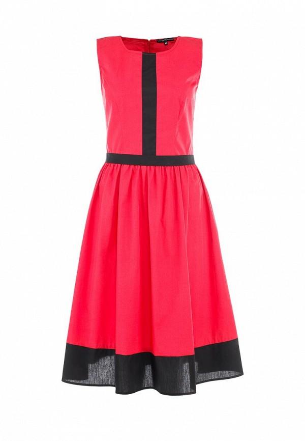 Платье Yetonado. Цвет: красный