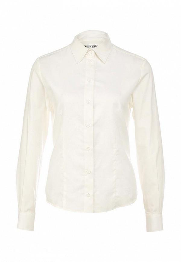 Рубашка Yetonado. Цвет: белый