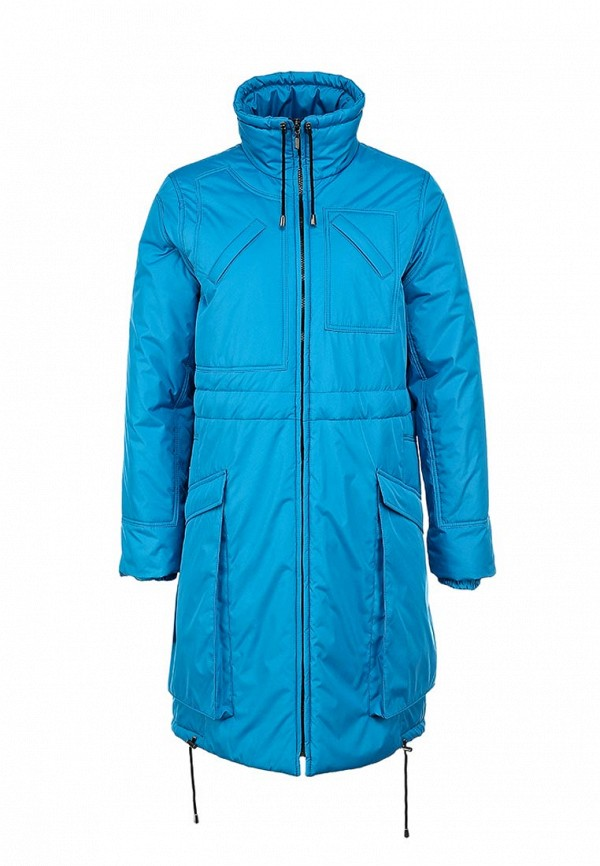 Куртка Yetonado. Цвет: голубой