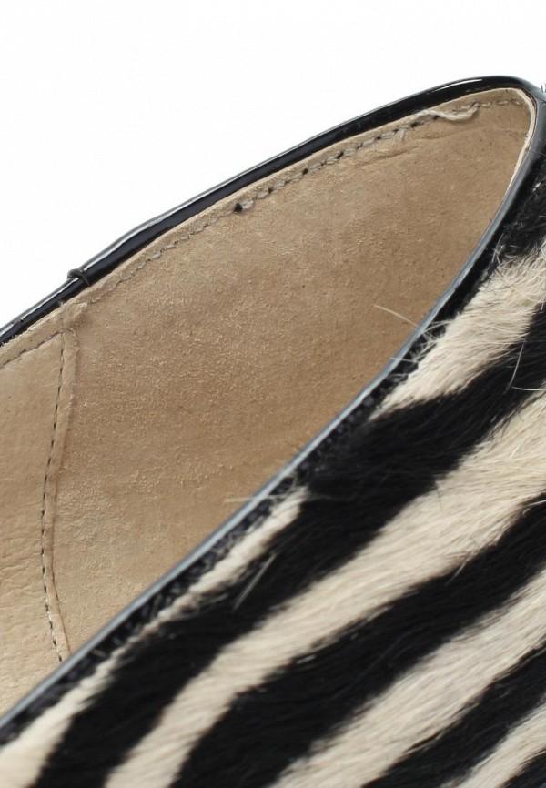 фото Лоферы женские Zign ZI469AWFS525, под зебру