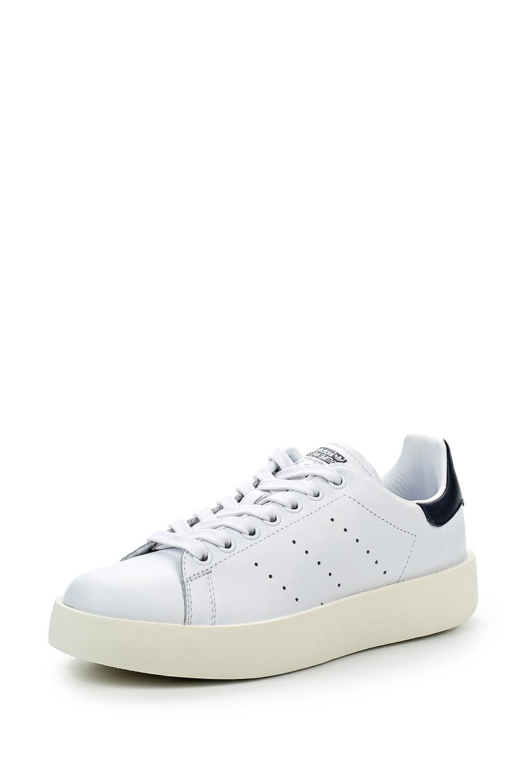 adidas Originals STAN SMITH BOLD W adidas кеды stan smith w