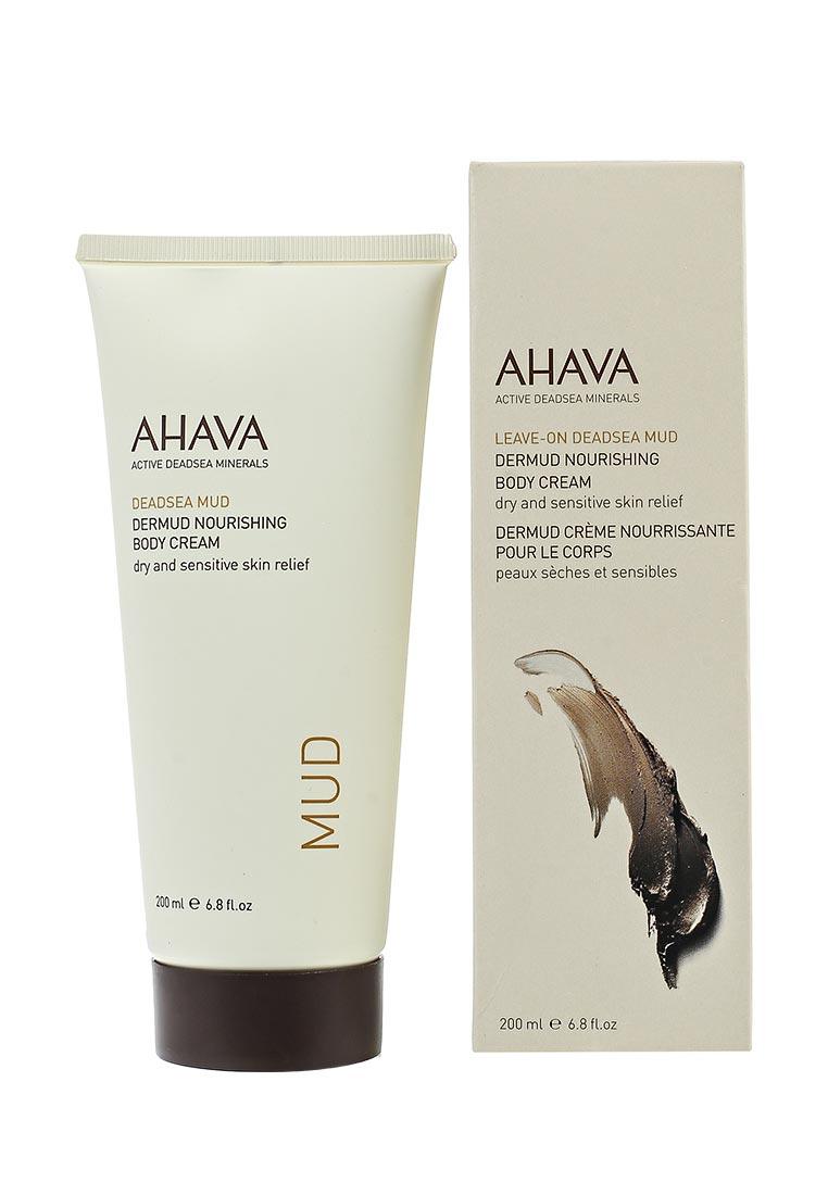 Ahava Deadsea Mud Питательный для тела dermud 200 мл пилинг для тела ahava deadsea water 200 мл