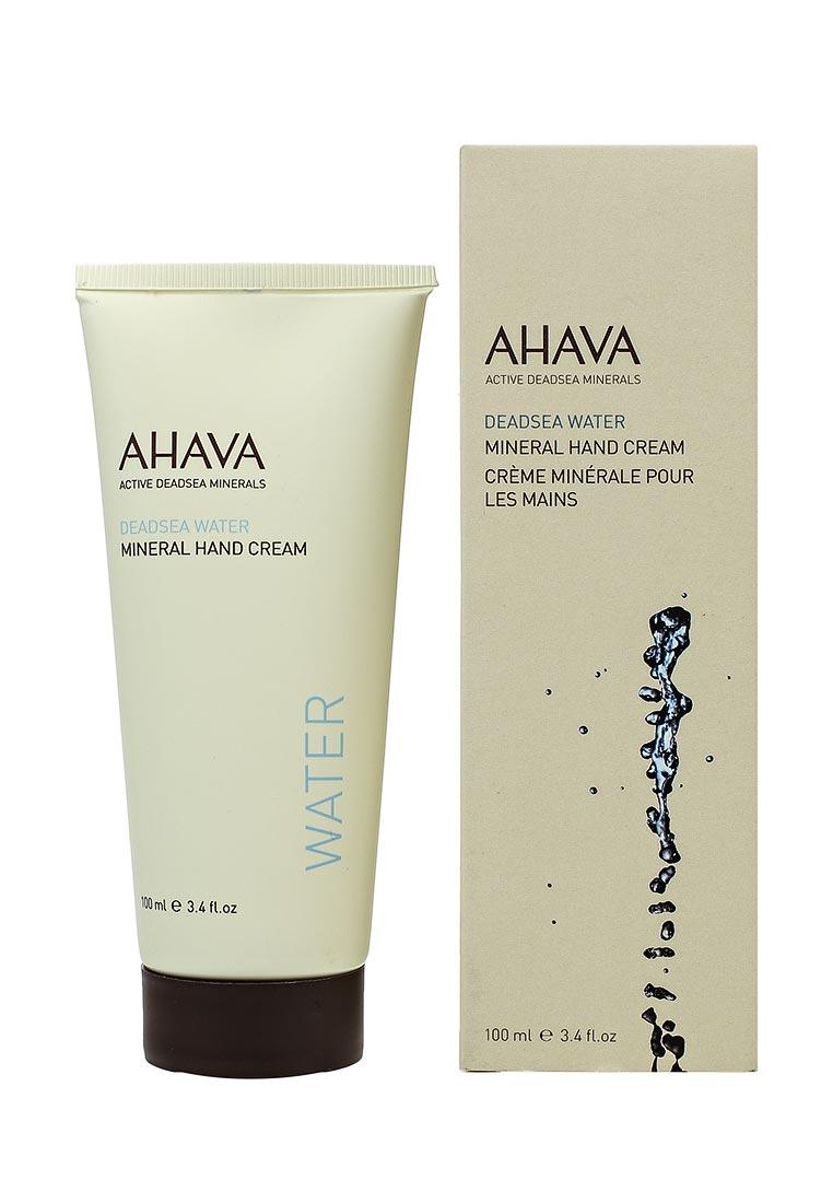 Ahava Deadsea Water Минеральный  для рук 100 мл пилинг для тела ahava deadsea mud 200 мл