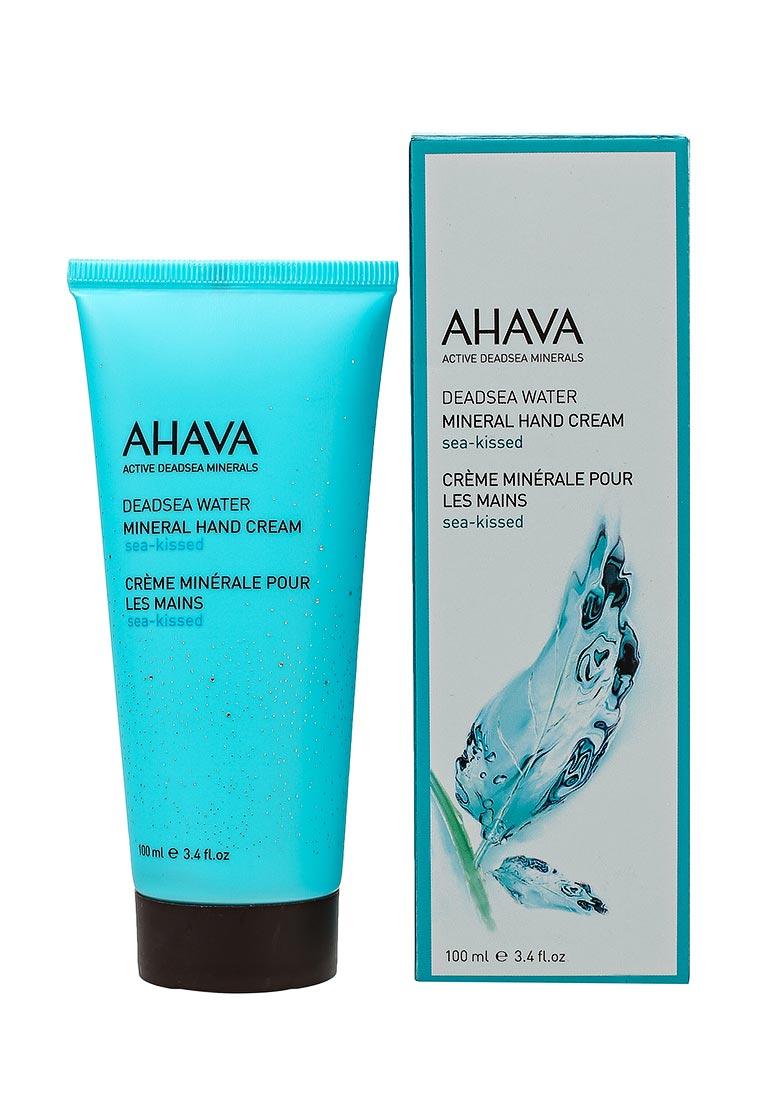 Ahava Deadsea Water Минеральный  для рук sea kissed 100 мл пилинг для тела ahava deadsea water 200 мл