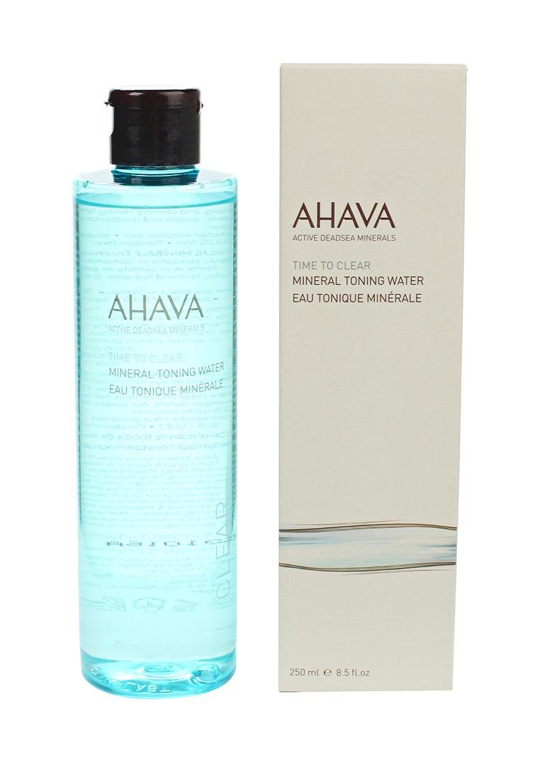 Ahava Time To Clear Минеральный тонизирующий 250 мл ahava time to clear purifying mud mask объем 100 мл