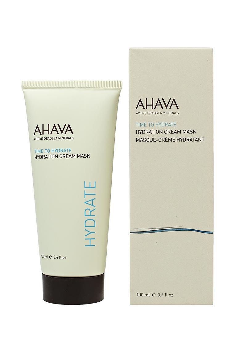 Ahava Time To Hydrate Увлажняющая крем-маска 100 мл ahava time to clear purifying mud mask объем 100 мл