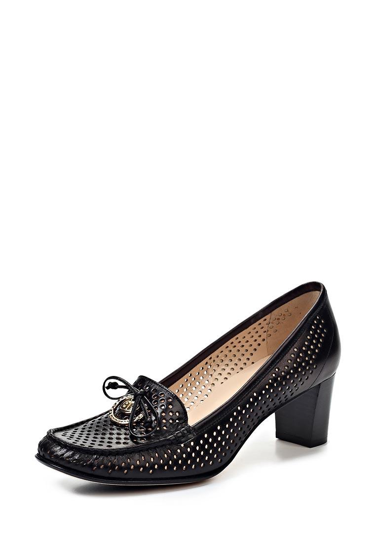 036fc5d24 Купить Туфли-лоферы женские Baldinini (Балдинини), черные по ...
