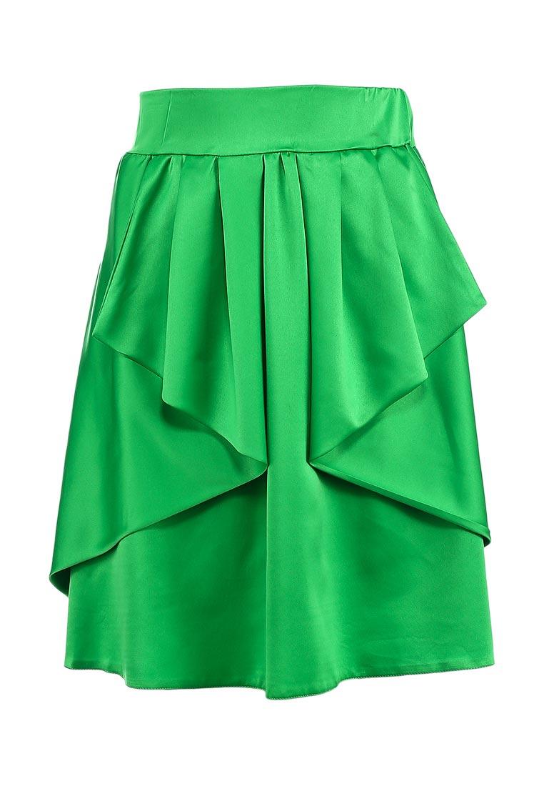 Юбка Зеленая