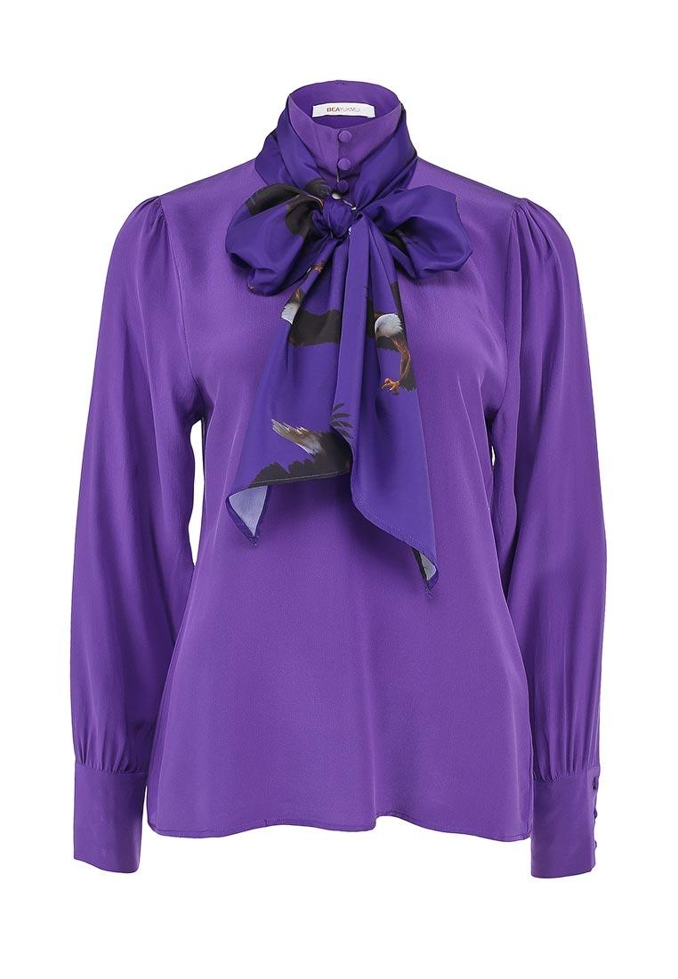 Сиреневая Блузка Зима С Доставкой