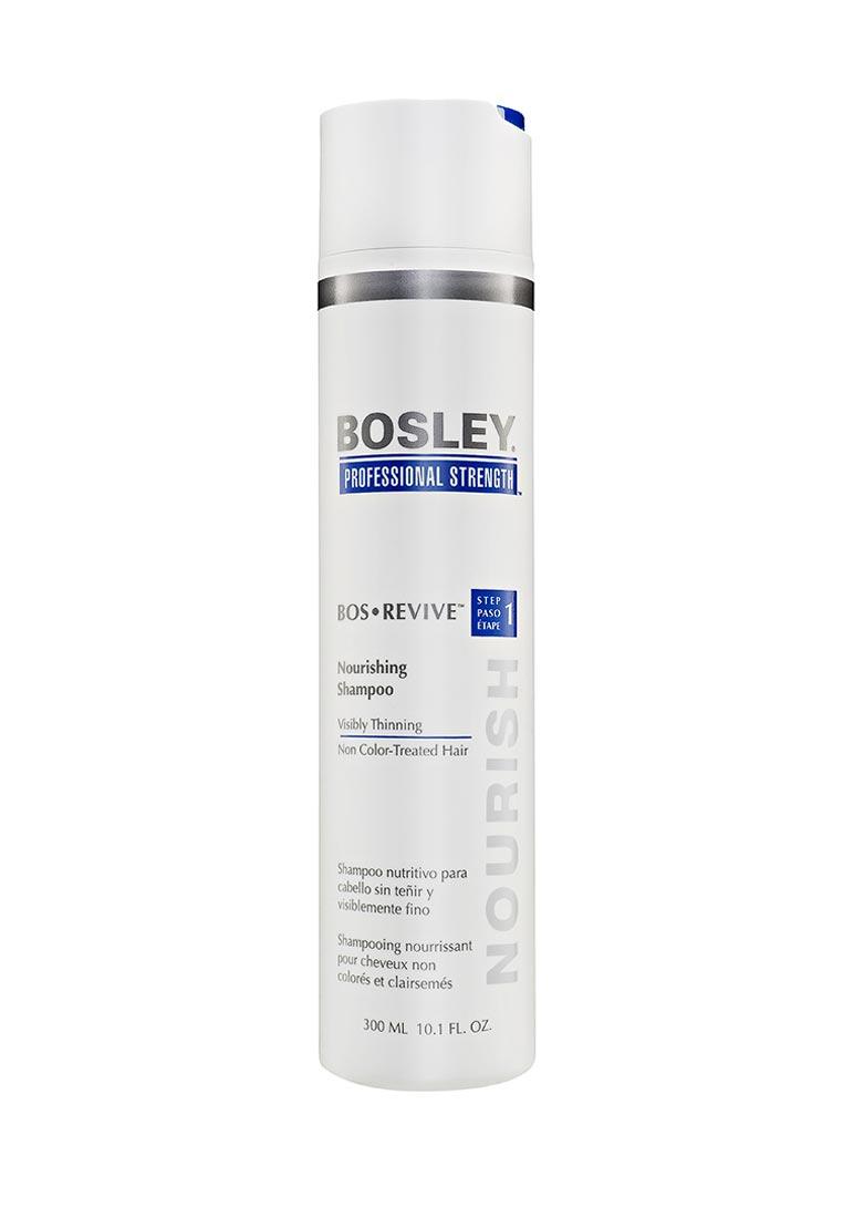 Bosley питательный для истонченных неокрашенных волос, 300 мл bosley bosley bo043luguy46