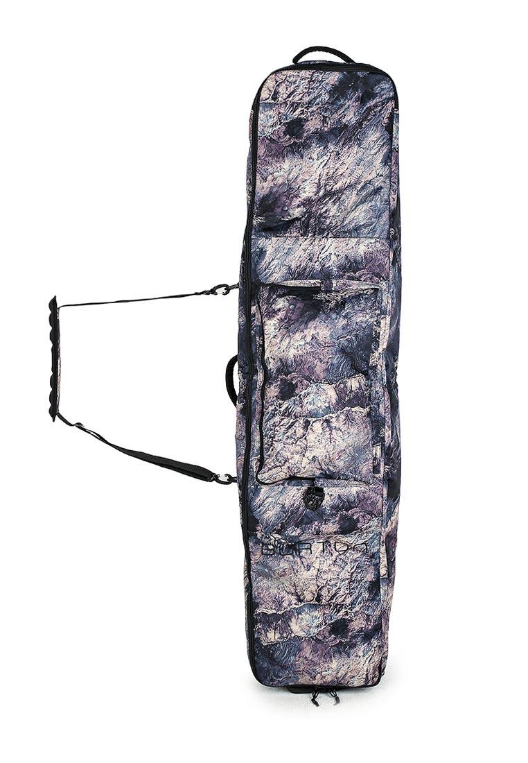 Burton WHEELIE GIG BAG 168 сумка дорожная burton wheelie dbl deck hawaiian heather