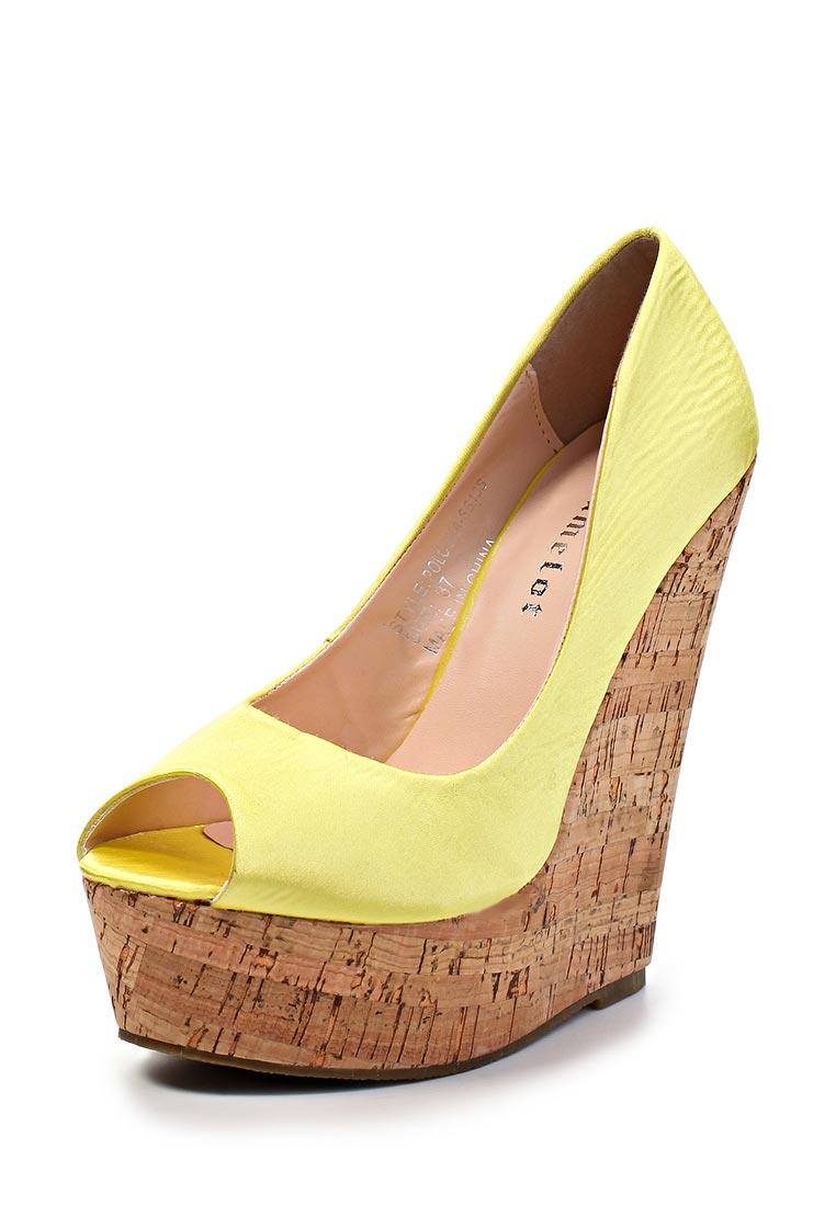 Туфли Танкетка