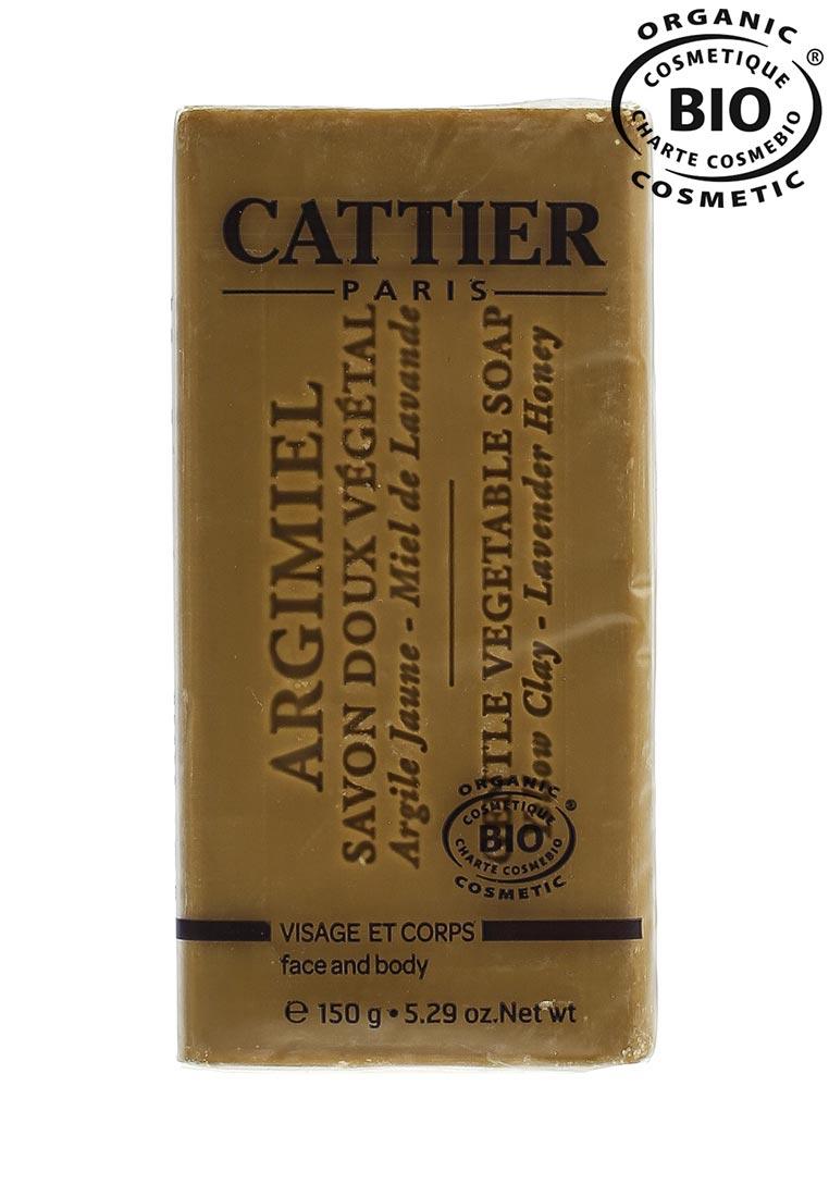 Cattier мягкое натуральное с медом, 150 гр мыло pelican с медом натуральное твердое 100 г