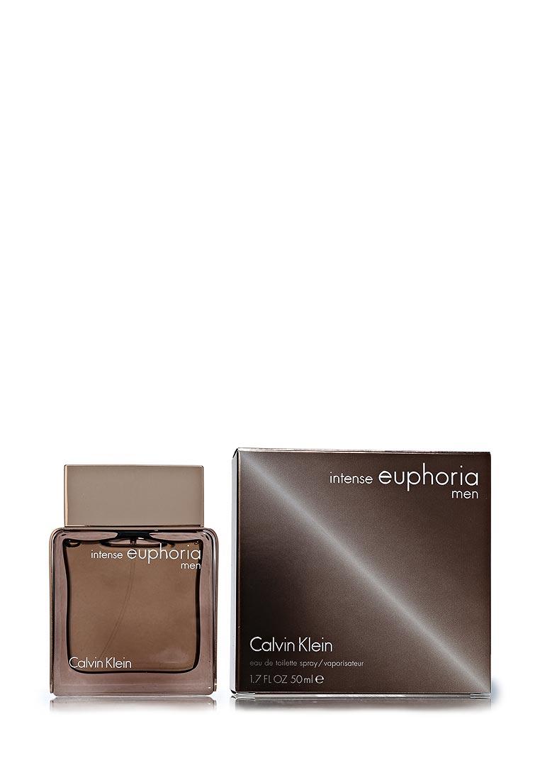 Calvin Klein Euphoria For Men Intense 50 мл
