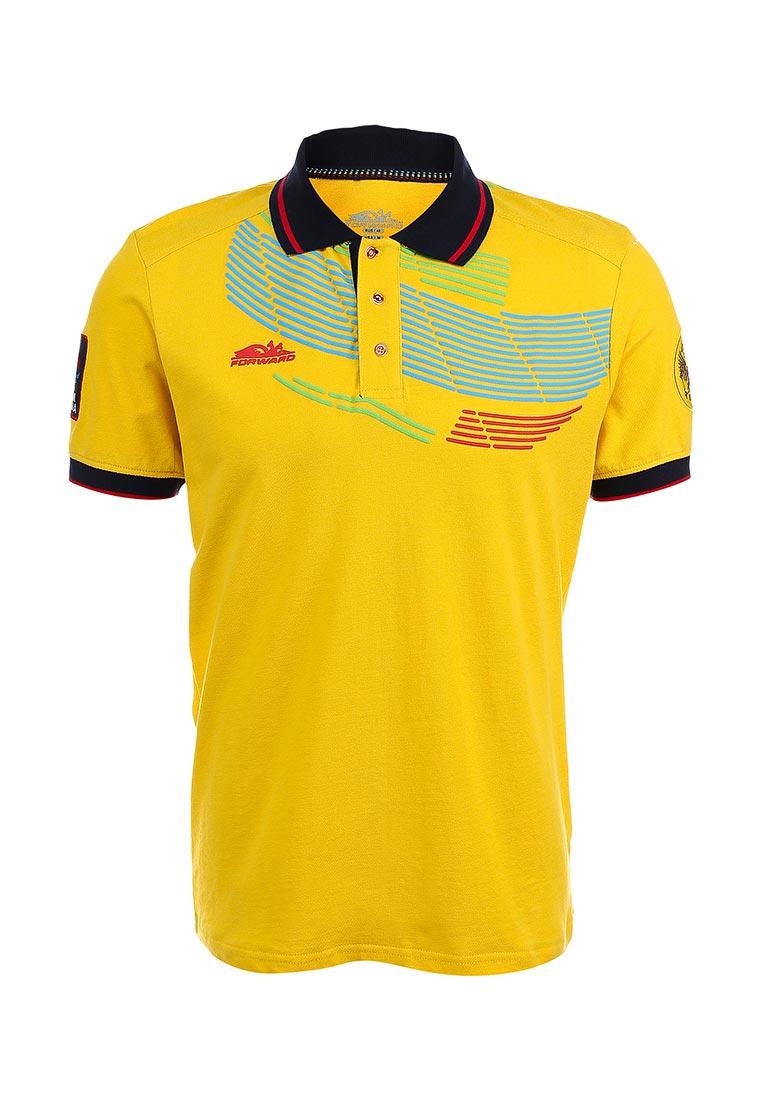 Мужская Одежда - Футболки-поло FORWARD - 'Поло' купить в интернет магазине Lamoda.