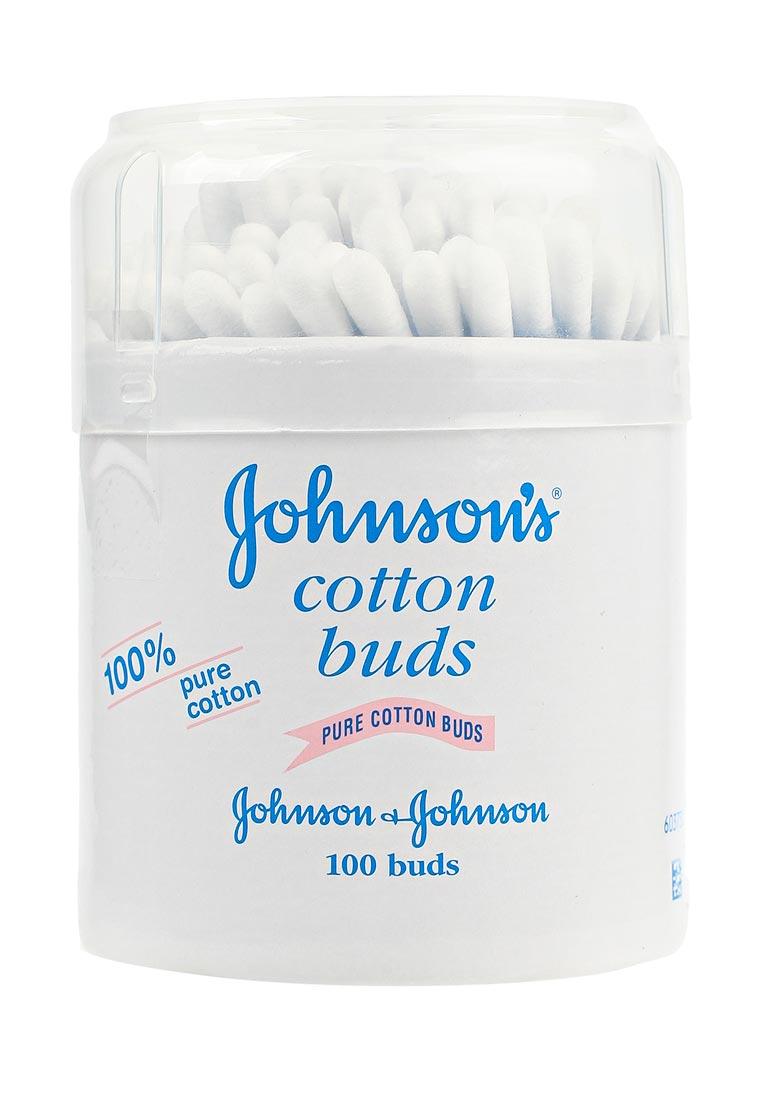 Johnson & Johnson Johnson's baby, 100 шт johnson