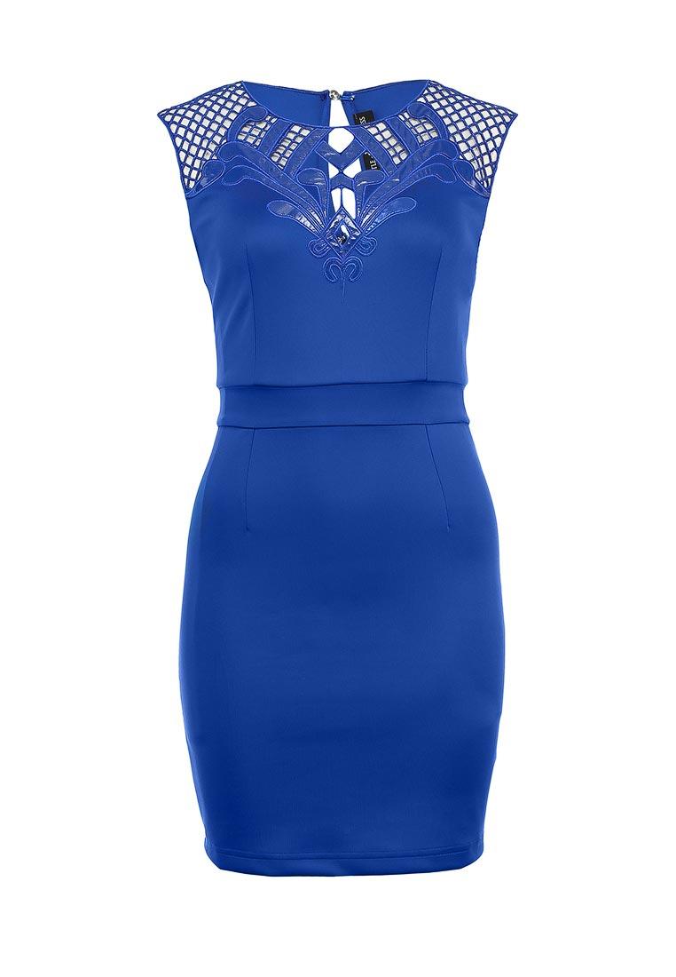 Картинка Платье Синее