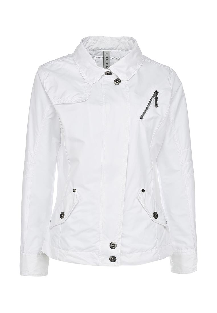 Light white summer jackets