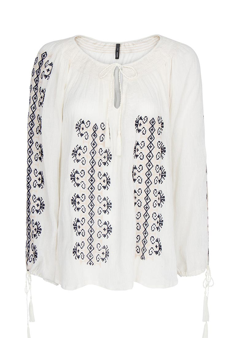 Купить Вышитую Блузку С Доставкой