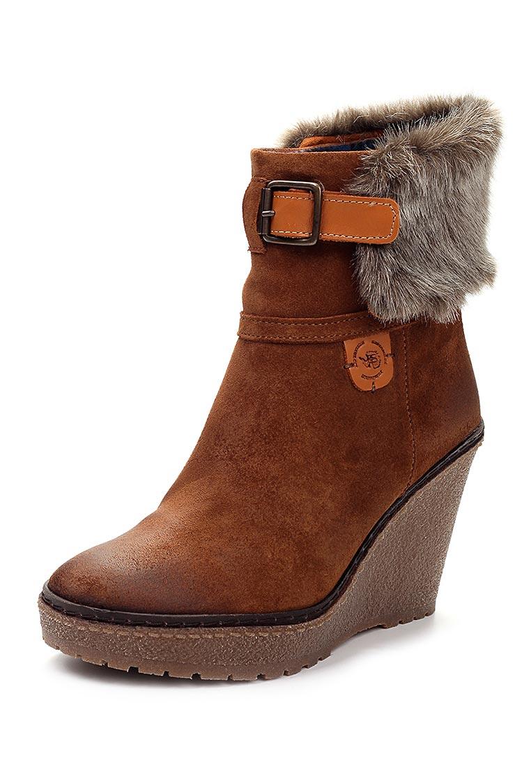 Женская Зимняя Обувь На Танкетке