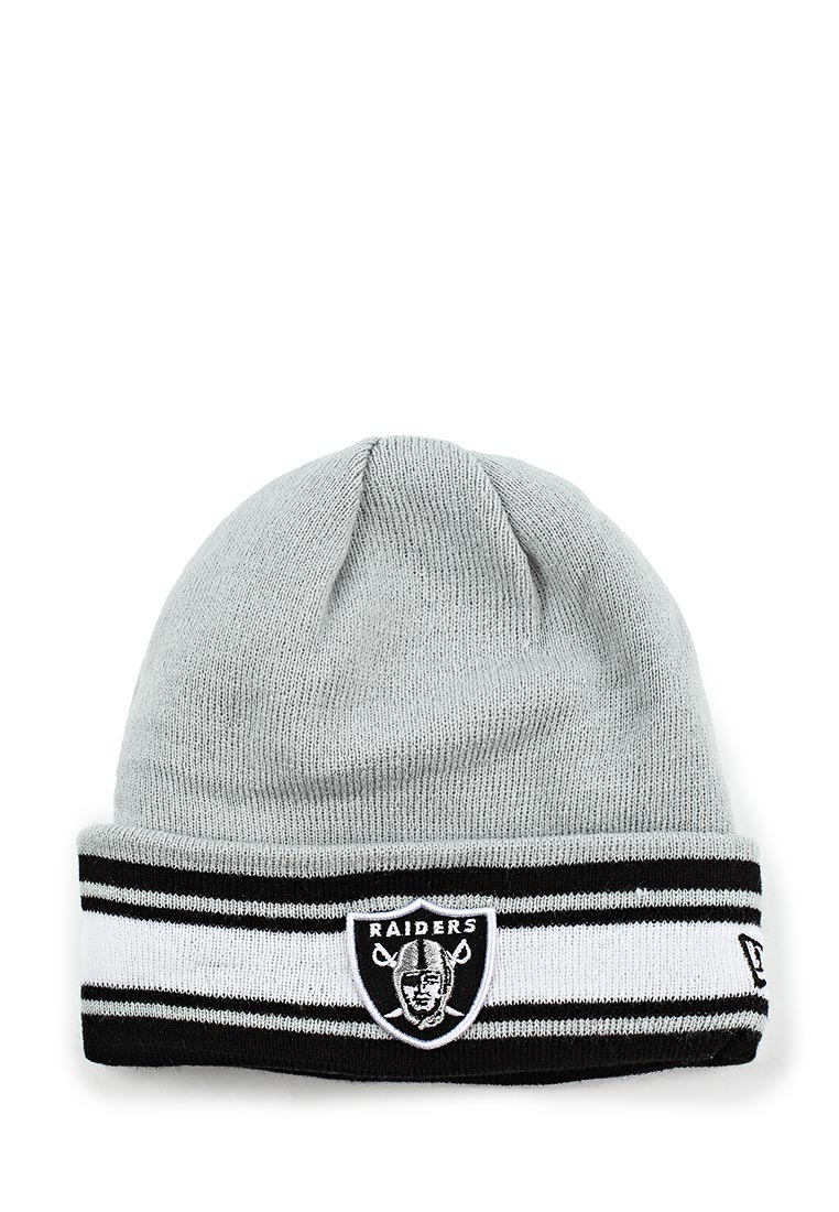 New Era BLOCK TEAM CUFF NFL OAKLAND RAIDERS